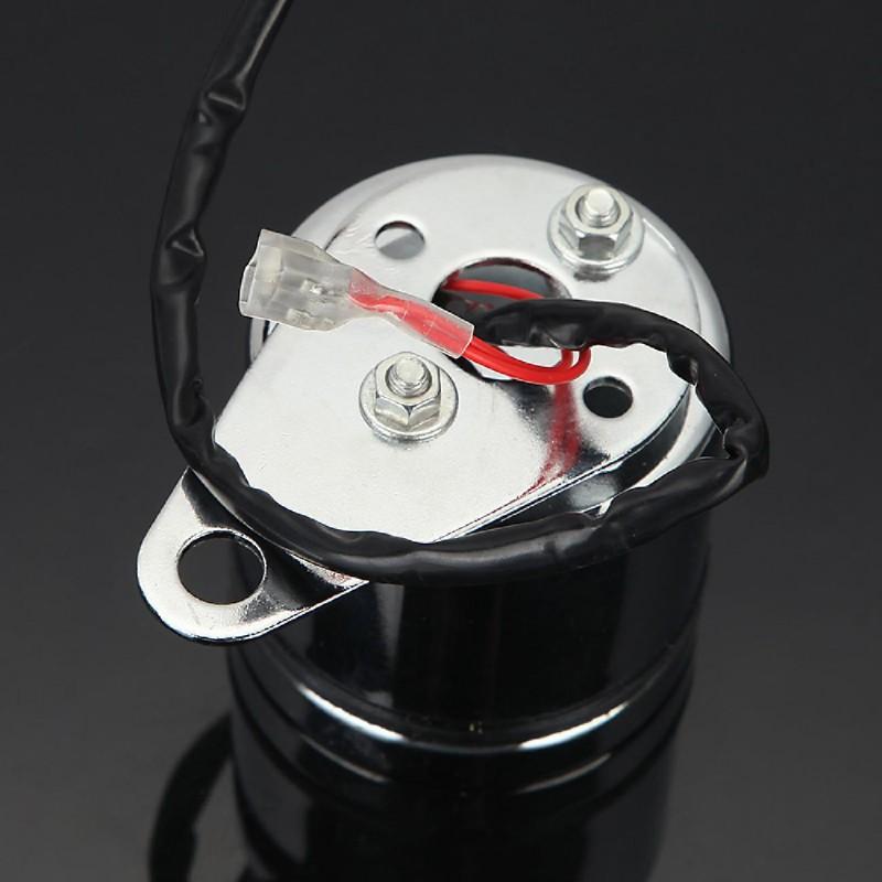 12V LED Digital Tachometer Fuel Gauge