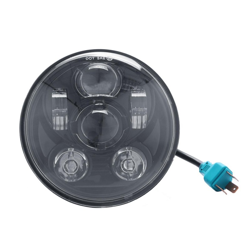 """5.75"""" Daymaker LED Headlight For Harley Dyna Super Wide Glide FXDWG/Low Rider"""