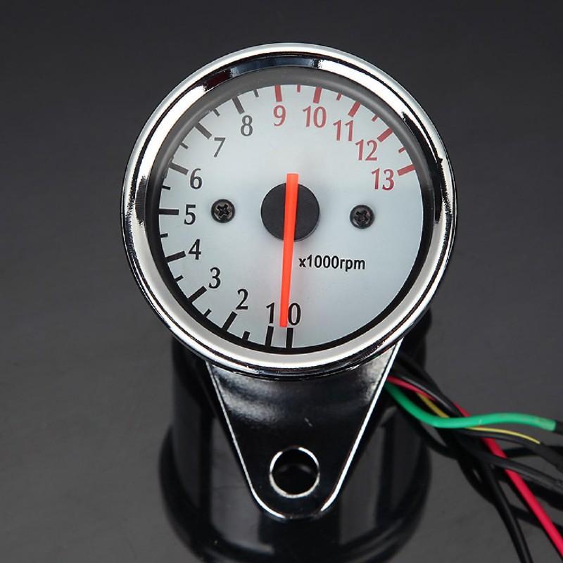 12V Backlight LED Tachometer