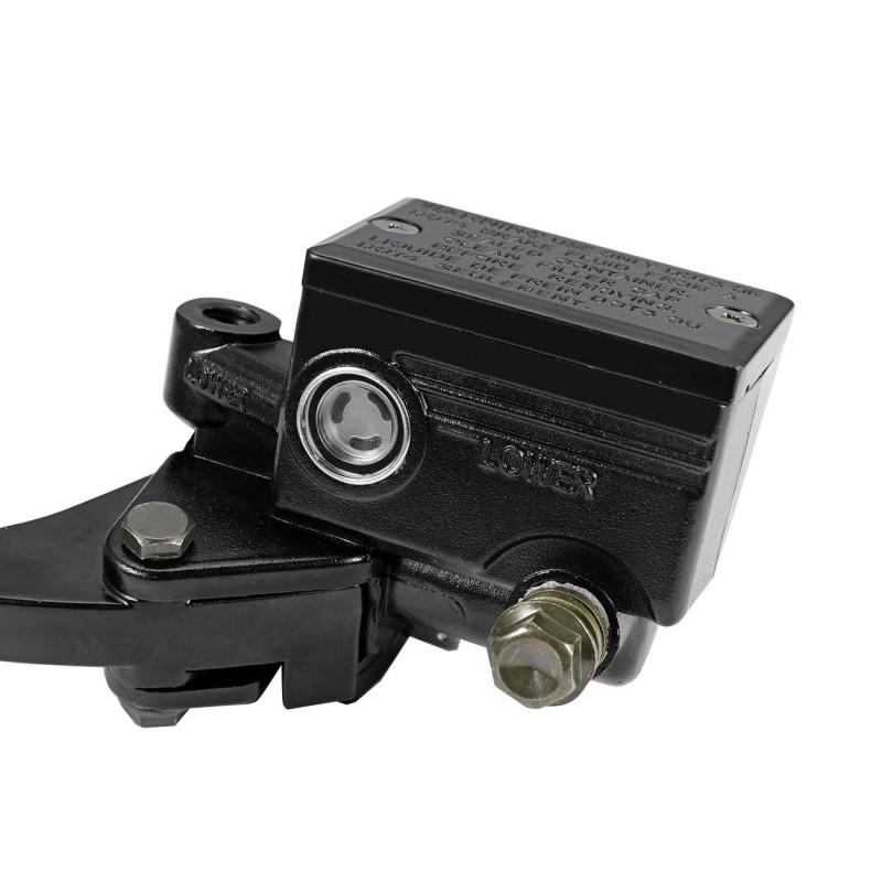 "7/8"" 22mm Motorcycle Aluminum Brake Master Cylinder (Right Side)"