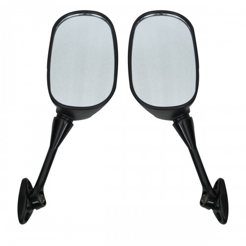 Black Rearview Mirrors FOR HONDA CBR600RR 03-17 CBR1000RR 04-07