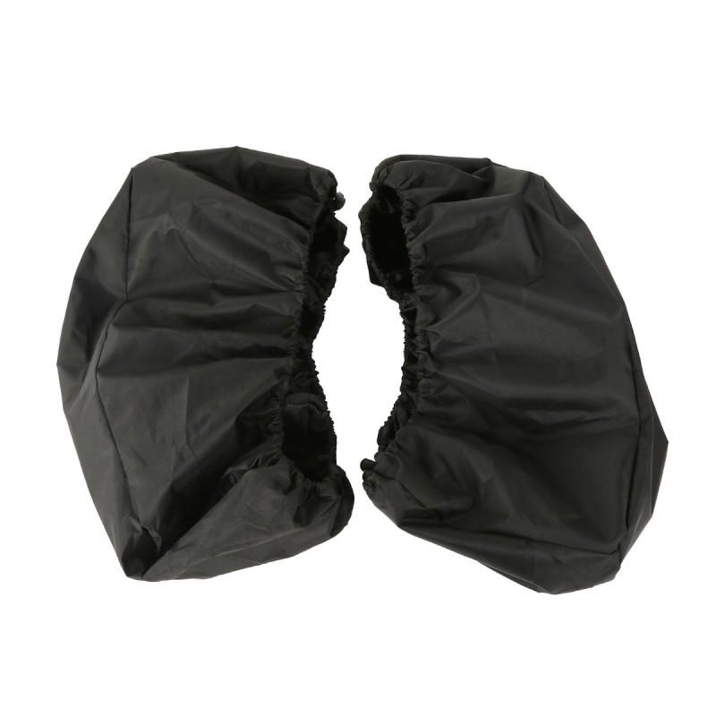 Nylon Waterproof Saddlebag Speaker Lid Cover For Harley Touring Road King